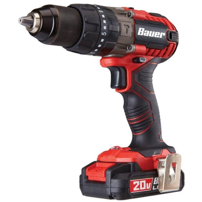 BAUER HAMMER DRILL REVIEW