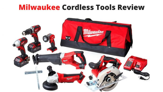Milwaukee Cordless Tools Review