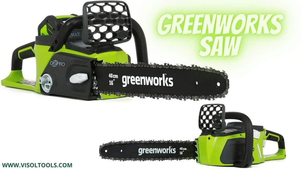 green works saw