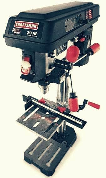 Craftsman 10 Inch drill press